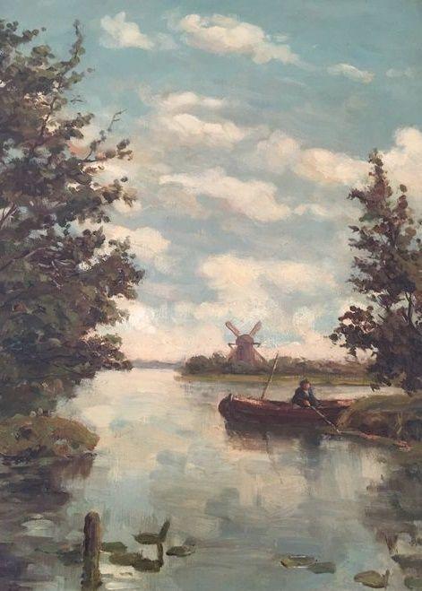 Online veilinghuis Catawiki: Wilem Weissenbruch (1864-1941)