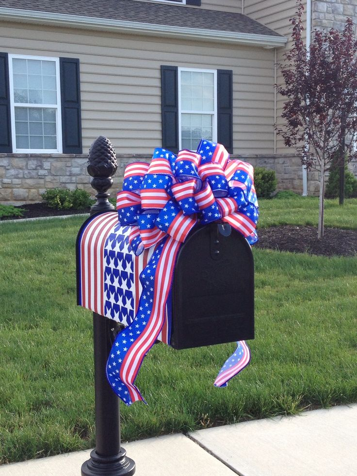 Another shot of my mailbox
