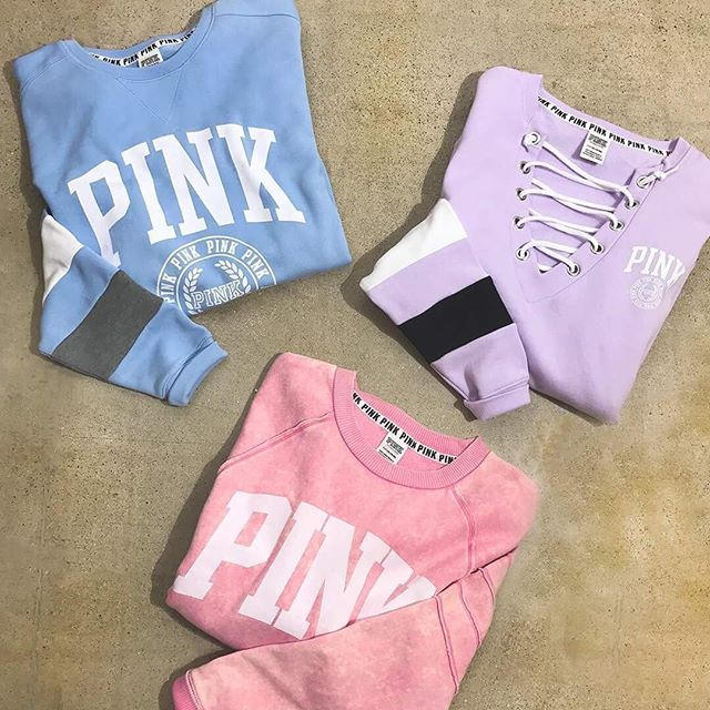 Yeah its now but its gonna be SOONso score select Fleece Crews for $35 now through 10/2! via VICTORIA'S SECRET PINK OFFICIAL INSTAGRAM - Apparel Fashion Bras Advertising Culture Beauty Editorial Photography Magazine Covers Supermodels Runway Models