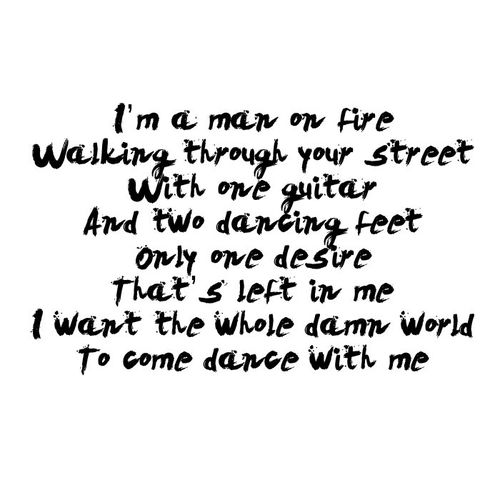 """Edward Sharpe & The Magnetic Zeros - """"Man On Fire"""""""
