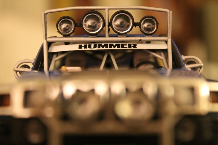 Scalextric, Hummer