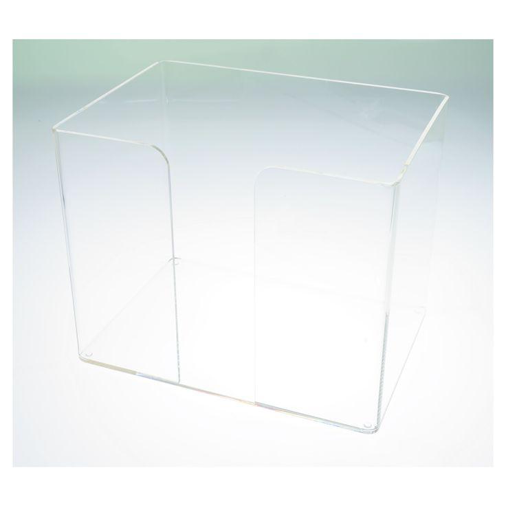 Katalog-Acrylbox DIN A4 - 2 Stück