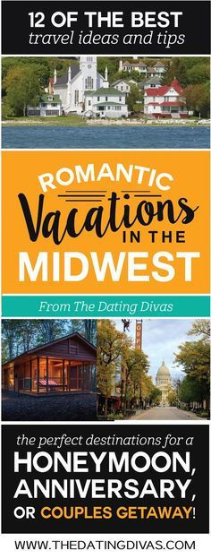 25 best ideas about midwest vacations on pinterest best for Anniversary destinations in us