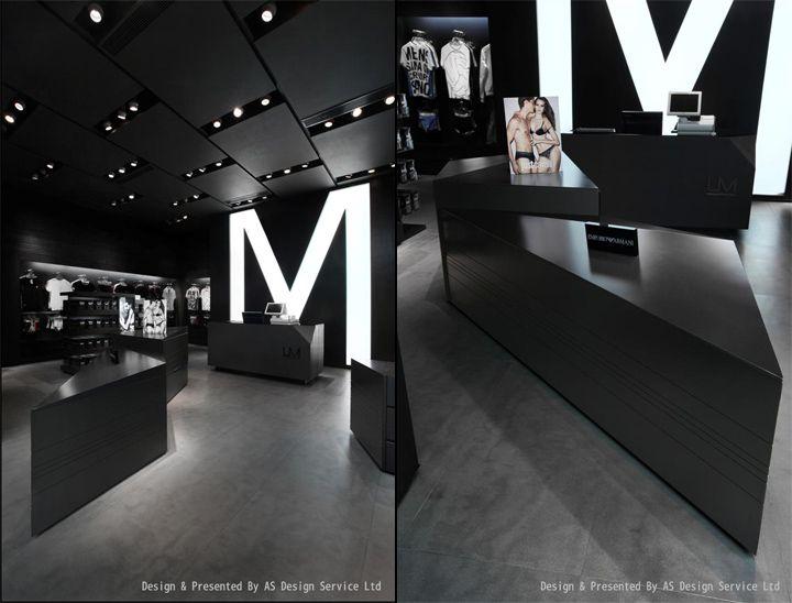 UM mens underwear store AS Design Shenzen 05 UM mens underwear store by AS Design, Shenzhen