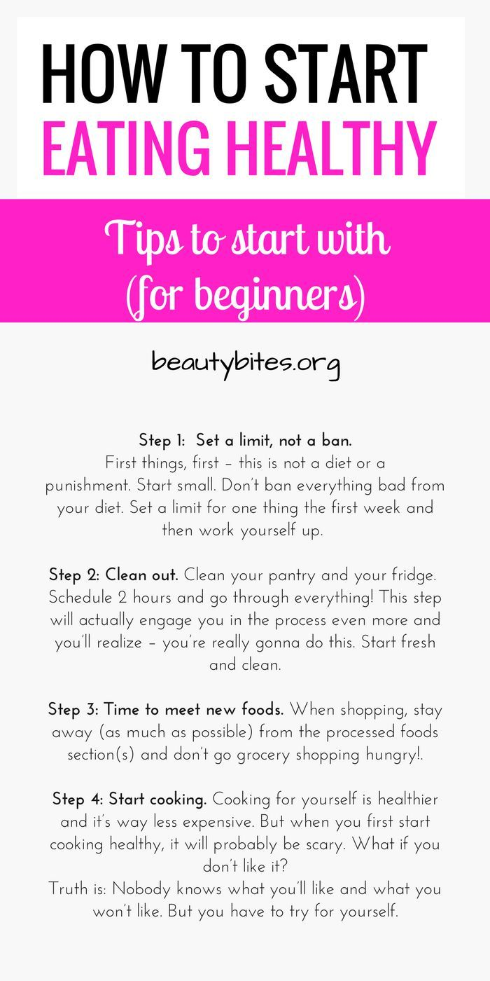 Clean Eating For Beginners 6 Steps To Start A Healthy Diet Beauty Bites Clean Eating Diet Clean Eating For Beginners Nutrition Tips