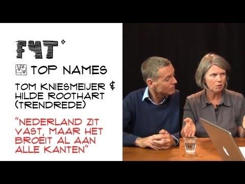 """Tom Kniesmeijer & Hilde Roothart: """"Nederland zit vast, maar het broeit al aan alle kanten"""""""