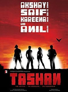 Tashan Hindi Movie Online - Akshay Kumar, Saif Ali Khan, Kareena Kapoor, Anil Kapoor, Sanjay Mishra, Manoj Pahwa and Yashpal Sharma. Directed by Vijay Krishna Acharya. Music by Vishal-Shekhar. 2008 [U/A] ENGLISH SUBTITLE