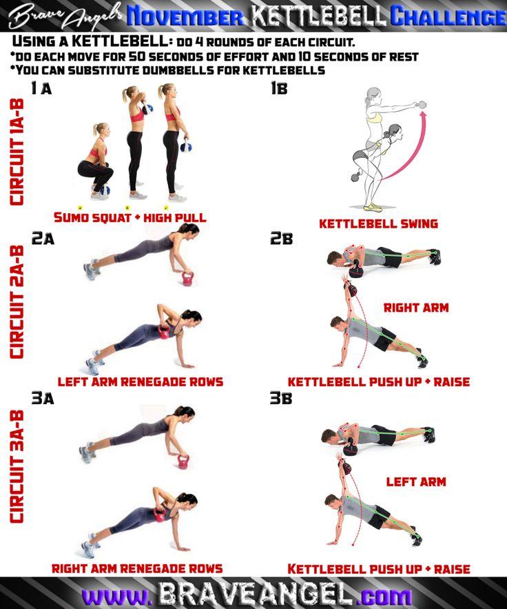 Full Body Kettlebell Workout For Beginners: Meer Dan 1000 Ideeën Over Loopband Interval Oefeningen Op