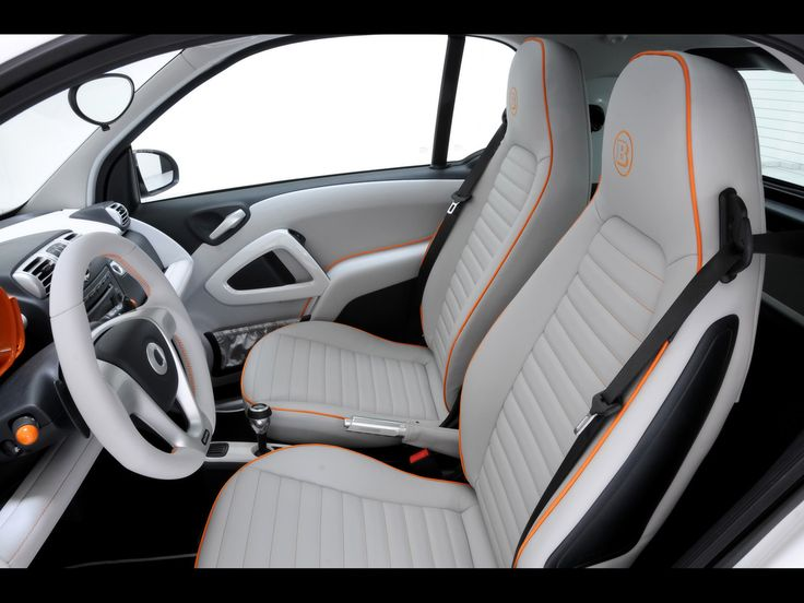 Interior brabus Smart Fortwo | Autos | Pinterest | Smart fortwo