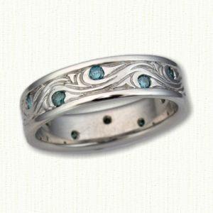 28 best Ocean Based Rings images on Pinterest Rings Beautiful