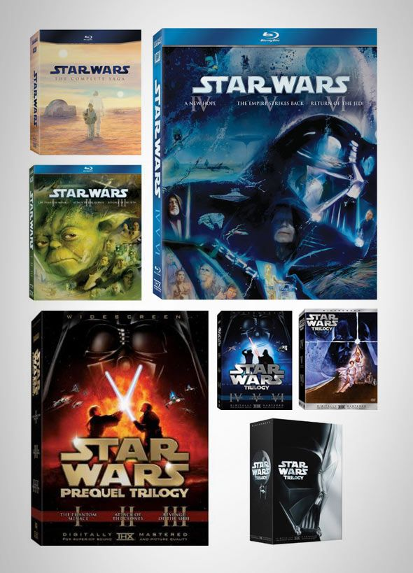 Essentials: Star Wars Collections