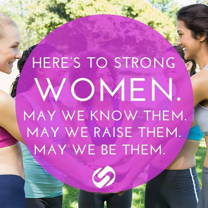 Supple Sports.  Happy Women's Day to all of you beautiful women!!