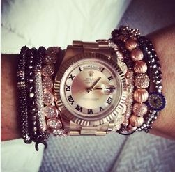 arm candy: Arm Candy, Armparti, Stacking Bracelets, Armcandi, Wrist Candy, Accessories, Arm Parties, Men Watches, Bling Bling