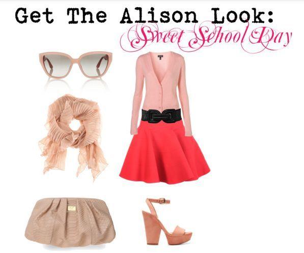 Fashion Beauty Inc: 41 Best Alison DiLaurentis Images On Pinterest