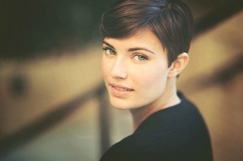 A BEAUTIFUL LITTLE LIFE: Perfect PIXIE Haircuts Part 2: The Traditional Pixie