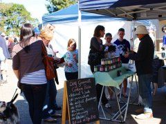Glenorie Growers Markets | Events in Sydney The front grounds of Glenorie