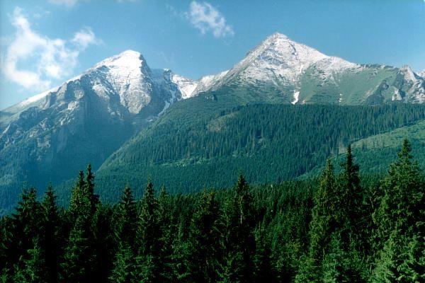 Slovakia. The Tatras