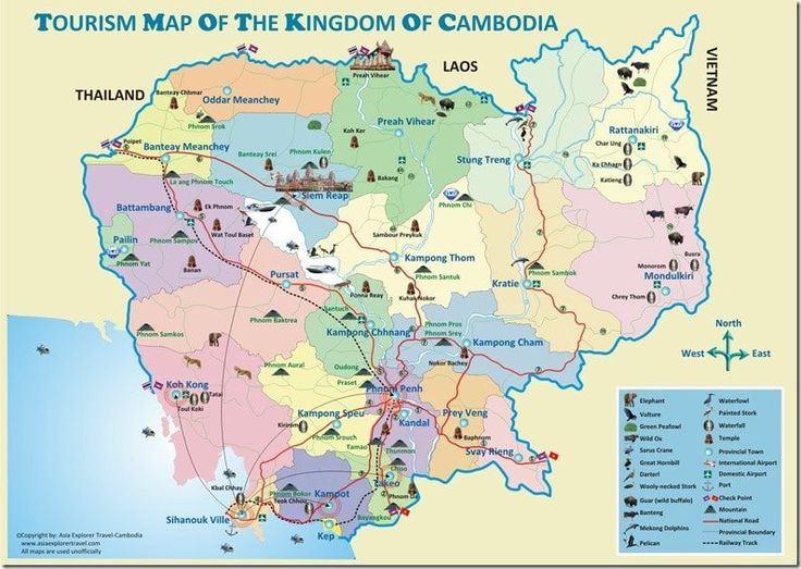 Best Cambodia Map Ideas On Pinterest East Asia Map Laos - Cambodia map