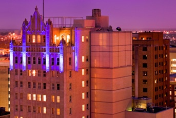 Downtown Dallas Hotels | PIctures of The Joule, Dallas