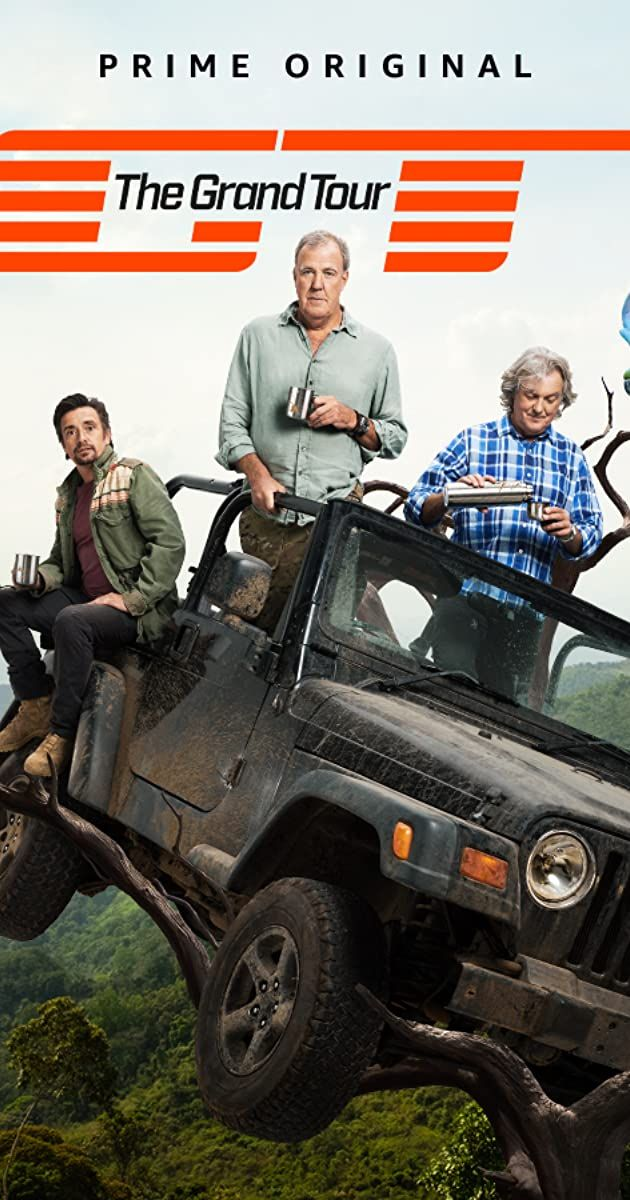With Jeremy Clarkson James May Richard Hammond Abbie Eaton Follow Jeremy Richard And James As They Embark On A Grand Tour Jeremy Clarkson Tv Series 2016