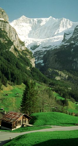 Grindelwald in Interlaken-Oberhasli, Switzerland • photo: Ian Patrick