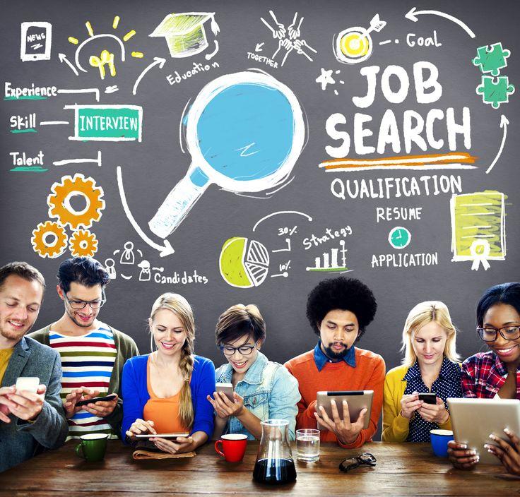 The job-hunting vs recruiting process