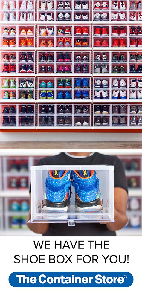 Calling All Sneakerheads We Have The Shoe Box For You