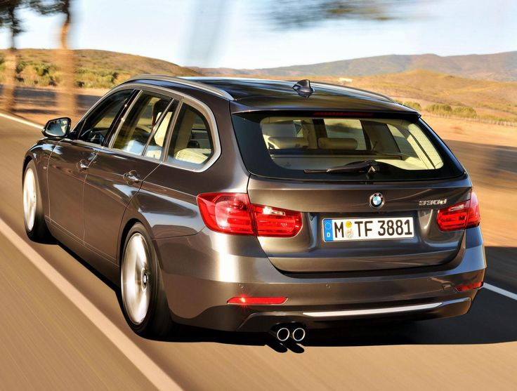 3 Series Touring (F31) BMW reviews - http://autotras.com