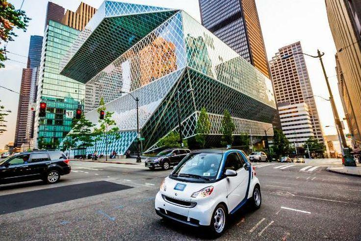car2go in Seattle