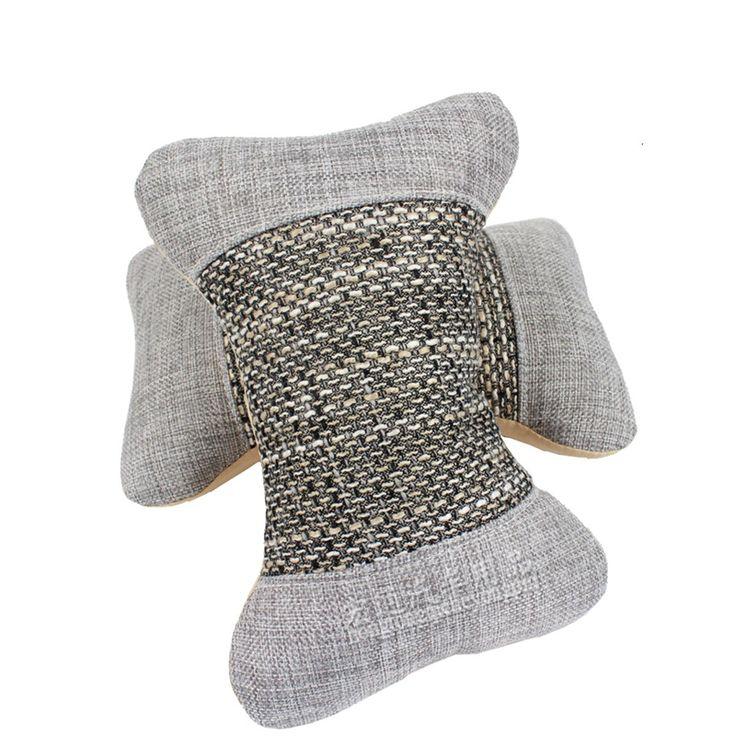 Breathable car headrest neck pads car headrest auto neck pads four seasons general auto supplies #Affiliate