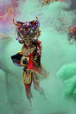 Diablo [Oruro's Carnival] Bolivia