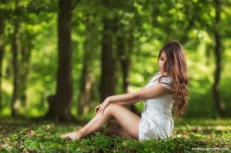 Romantic  girl by Andrea Carretta on 500px