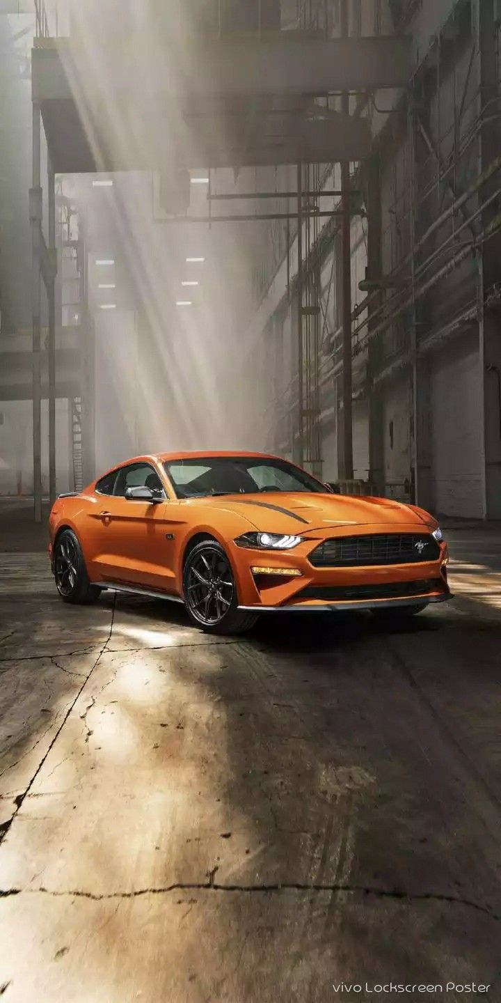 Lock Screen Iphone Mustang Wallpaper
