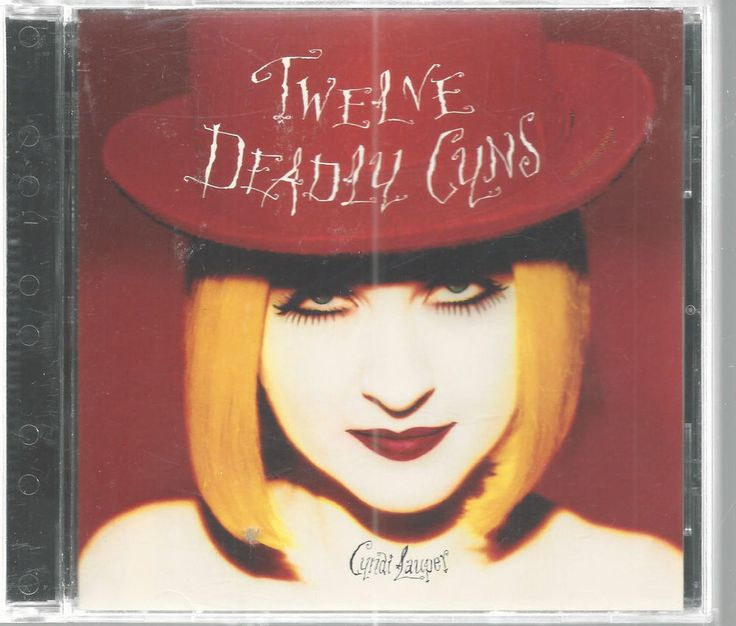 Cyndi Lauper Twelve Deadly Cyns And Then Some CD 1995 #NewWave