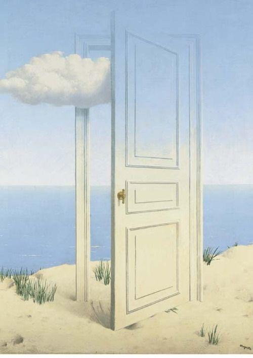 René Magritte, La victoire, 1939