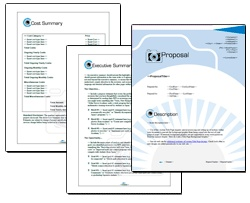 Business Proposal Software and Templates Photography #2