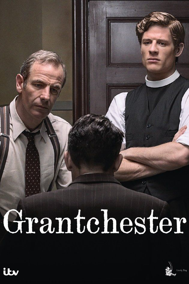 Grantchester (TV Series 2014)   Another great period murder mystery. 1953 England. Worth watching.