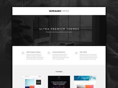 UltraLinx Themes