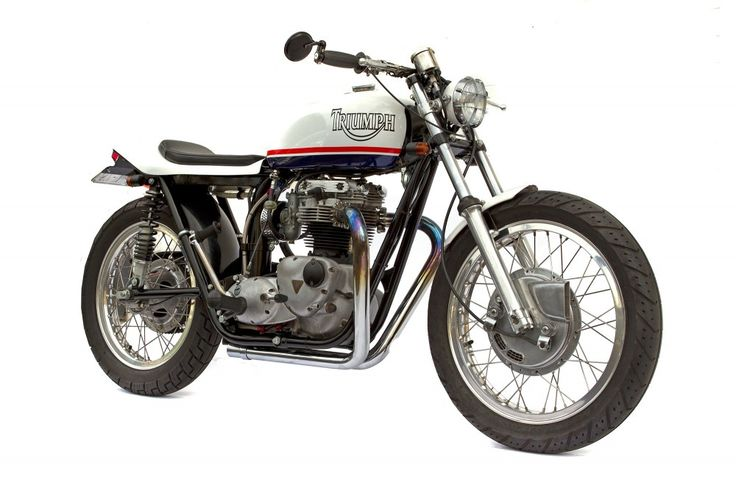 Triumph Motorcycles has just turned 110 years old. Here's one of our favorites from that illustrious history, a 1971 T120 customized by Deus Ex Machina in Australia.