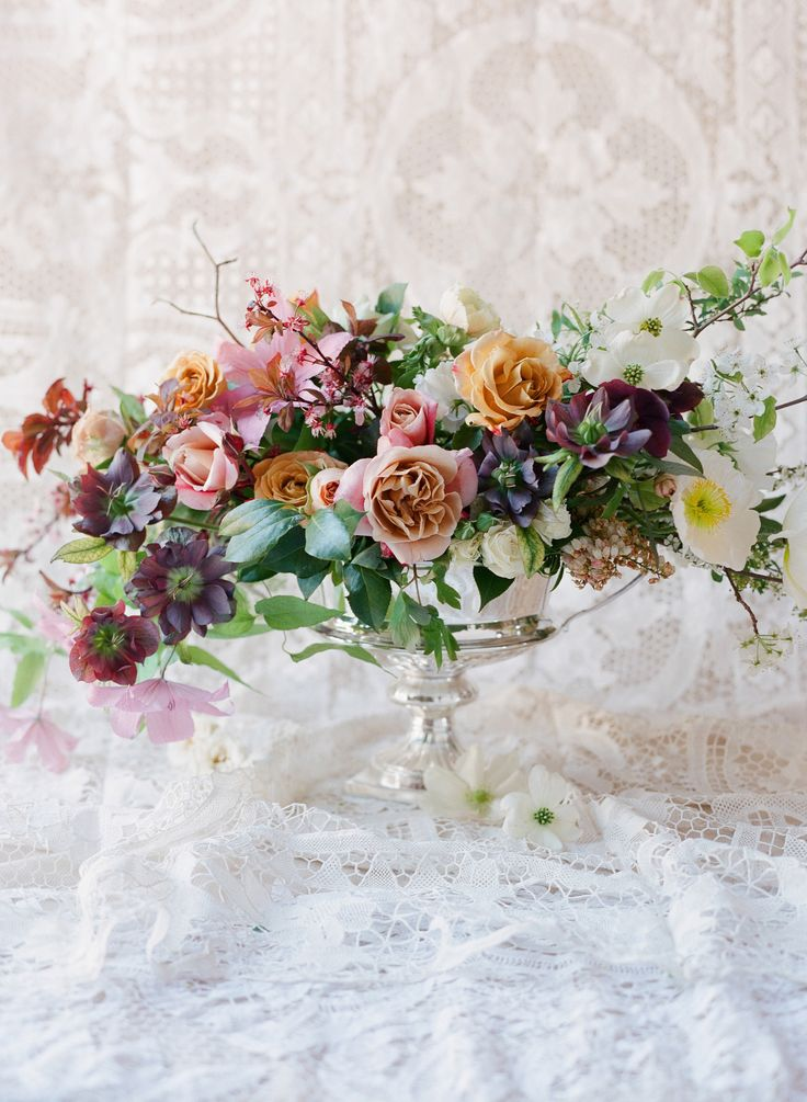Stunning Flower Inspiration And Wedding Ideas You Should