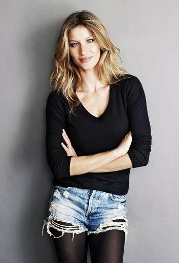 Gisele Bündchen em clique exclusivo para a Ela Luxo Foto: Kevin O´Brien                                                                                                                                                                                 Mais