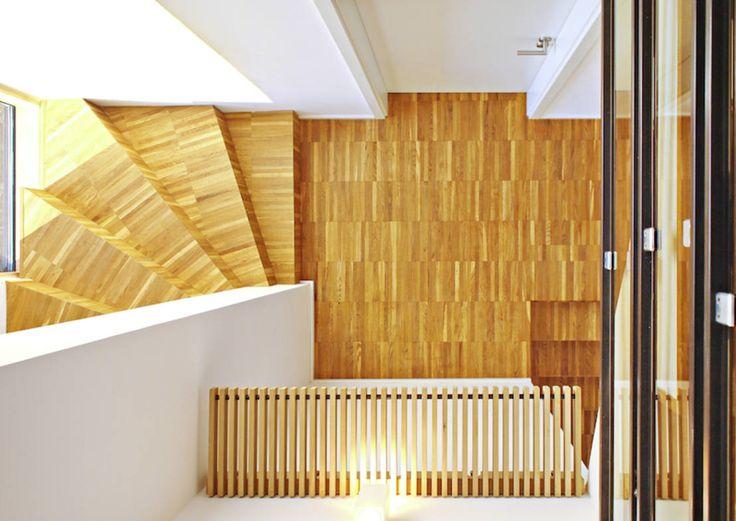 wohnglck auf drei etagen - Fantastisch Moderne Innenarchitektur Einfamilienhaus