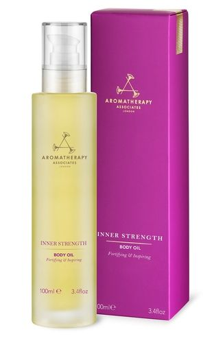 A body oil to help you find your inner strength in challenging and difficult times while softening and caring for your skin. Formulated with a unique blend of rose, clary sage, frankincense and cardamom essential oils combined with skin conditioning jojoba and peach kernel oils to help leave skin smooth whilst inspiring a sense of positivity.  10% of proceeds will be donated to the charity, Defence Against Cancer.