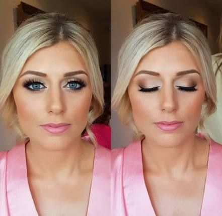 40 ideas wedding day makeup tips lashes #wedding #makeup