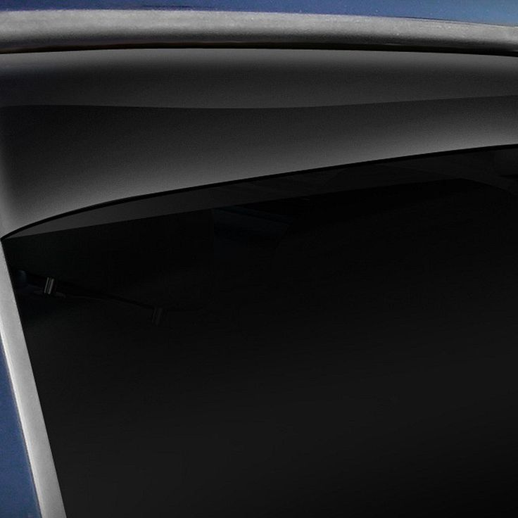 WeatherTech 81196 Series Dark Smoke Rear Side Window Deflectors - Side Window Deflectors WeatherTech(R) Side Window Deflectors, offer fresh air enjoyment with an original equipment look, installing within the window channel. They are crafted from the finest 3mm acrylic material available. Installation is quick and easy, with no exterior tape needed. WeatherTech(R) Side Window Deflectors are precision-machined to perfectly fit your vehicle's window channel. These low profile window deflectors…
