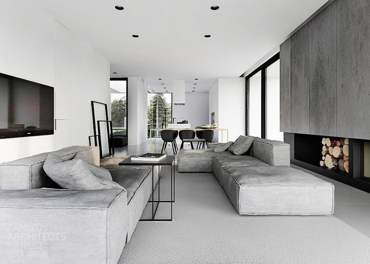 This week we stumbled across R-House by Tamizo Architects Mateusz Stolarski.  Admittedly we have a weakness for grey, black, white and natural… Read More