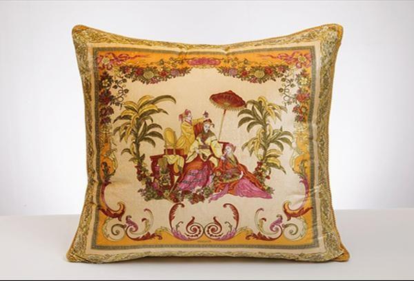 Cuscini Versace Decorative Pillows textiles, patterns, and prints