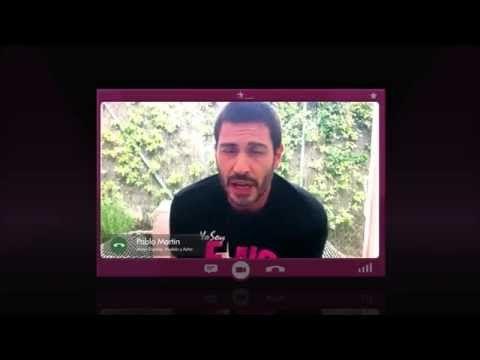Presentación Fanscinante en Ibiza por Pablo Martín