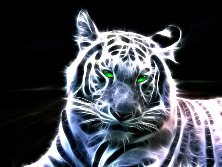 fractal animal tumblr | Via Kelly Johnson | Fractal Animal Art ...