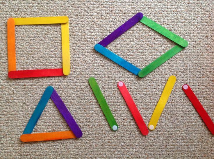 Activites basees sur la methode Montessori a la maison